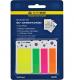 Закладки пластиковые NEON (3 х 40л.) 45 х 25 мм и 45 х 12 мм Buromax BM.2308-98