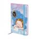 Записная книга A5 на 80 л. белый блок в клетку Gapchinska GP Axent 8401-19-А
