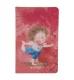 Записная книга A5 на 96 л. кремовый блок в клетку, Gapchinska GP Axent 8406-04-A