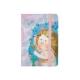 Записная книга A6, 80 листов, белый внутренний блок в клетку Gapchinska GP-19 Axent 8402-19-A