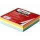 Блок цветной бумаги для записей Elite Color 9 х 9 х 2 см, не склеенный Axent 8024-А