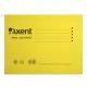 Файл картонный подвесной А4 (315 мм х 240 мм) с индексом Axent 1310-26-A желтый
