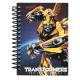 Блокнот А6 формата на 80 листов Transformers Kite TF17-222