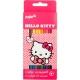 Карандаши цветные двухсторонние 12 штук 24 цвета Kite Hello Kitty HK17-054