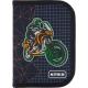 Пенал с наполнением Kite Education Motocross K21-622H-2, 1 отделение, 2 отворота