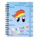 Блокнот А6 формата на 80 листов My Little Pony Kite LP17-229